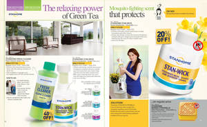 Spread for January Brochure 2013 Home Care 5 by Gabrielnazarene