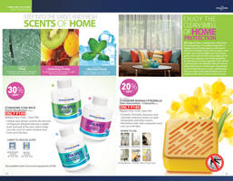 Spread for June Brochure 2013 Home Care 3 by Gabrielnazarene