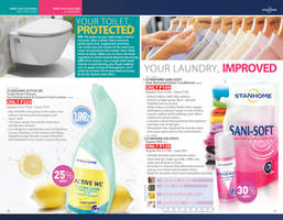 Spread for June Brochure 2013 Home Care 4 by Gabrielnazarene