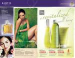 April Brochure Spread Kiotis Paris by Gabrielnazarene