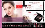 November 2012 Brochure Beauty Spread by Gabrielnazarene