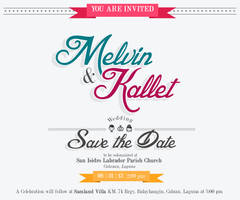 Save The Date by Gabrielnazarene