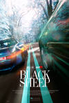 Black Sheep Poster by Gabrielnazarene