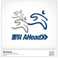 Bi Ahead Shirt Logo by Gabrielnazarene