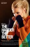 Wellness Program Poster for Boxing by Gabrielnazarene
