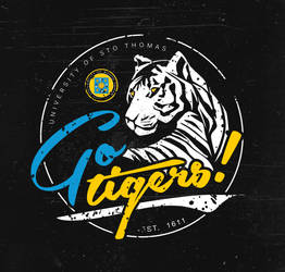 Tiger Shirt design