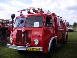 Firetruck by Levvvar