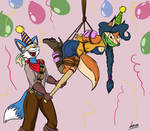 CE: The Pinata of the Bachelor Party