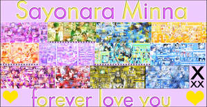 Pack share: Bye Bye minna :33