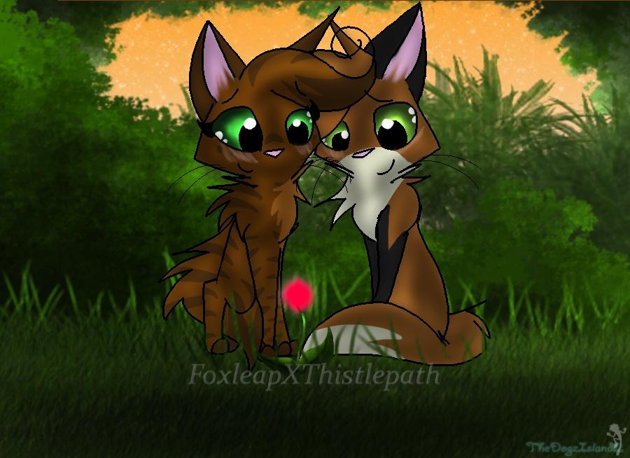Fox Leap Warrior Cats