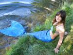 Being a mermaid