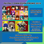 [OPEN] Paypal Commission Promo