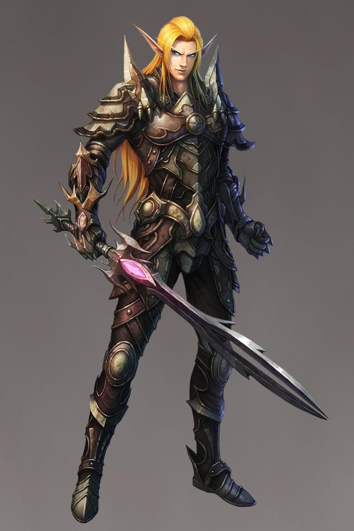 Swordsman Art