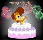 Happy 4th of July! by Sariinijinoka