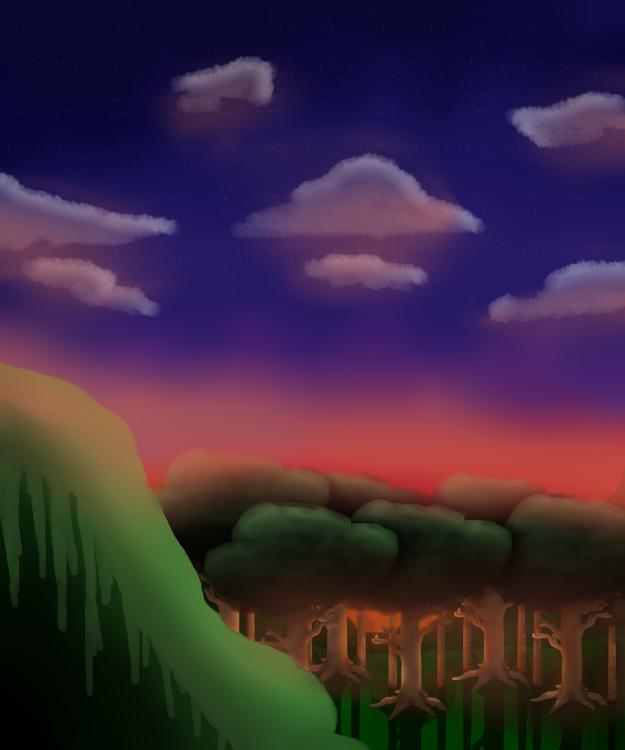 Sunrise by Emiko-Hanna