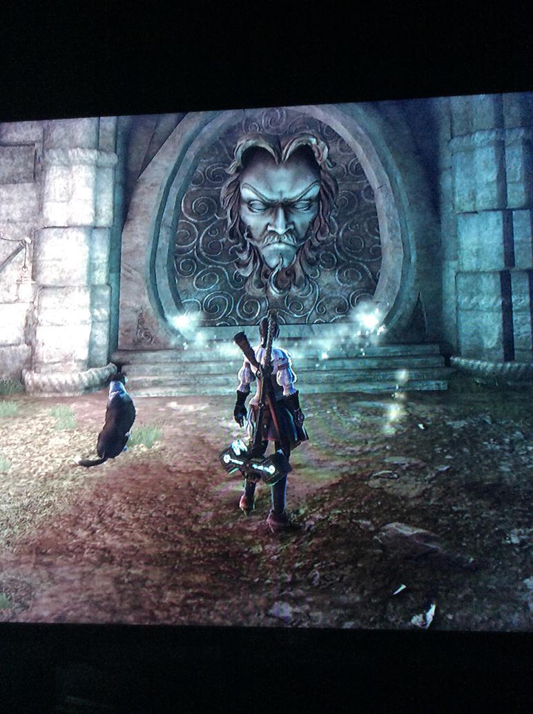 Fable 3 Demon Door by Emiko-Hanna ... & Fable 3 Demon Door by Emiko-Hanna on DeviantArt