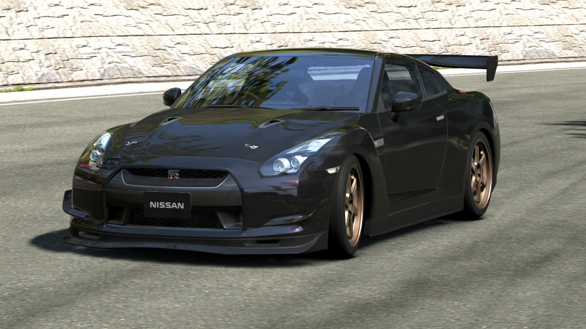 nissan gtr spec v by yago174 on deviantart. Black Bedroom Furniture Sets. Home Design Ideas