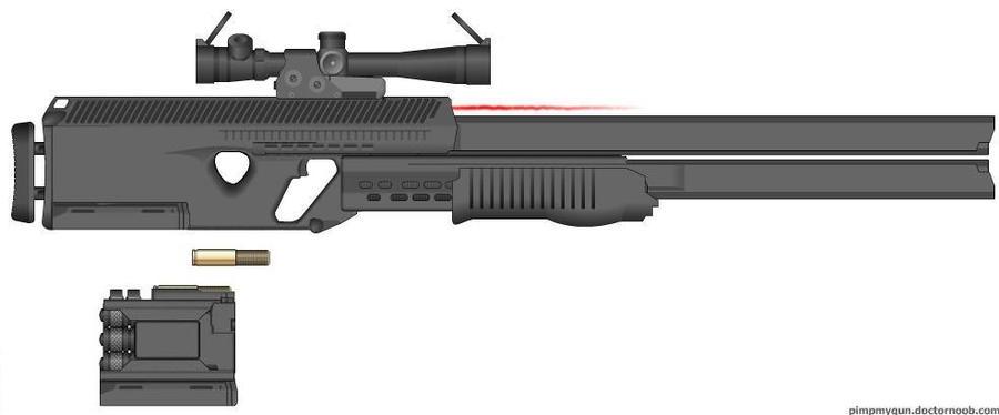 Ares - KAR-13 Lightning by NikitaTarsov