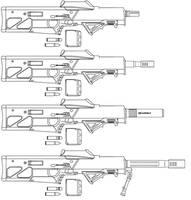 Ruhrmetall - Grauwolf SE44/46 (Lineart) by NikitaTarsov
