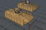 M-Tec Radpanzer Krattack AA