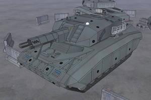 M-Tec T e iden SMBT Lightning Cannon by NikitaTarsov