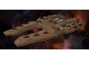 Tigr-Class Tactical Carrier by NikitaTarsov