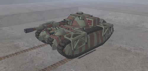 Kambahr Bedihn MBT SP-43 Eisenwolf