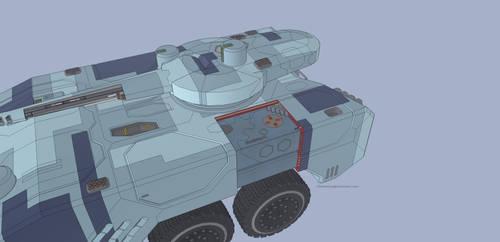 Schakal armor