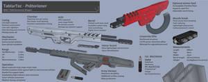 M-Tec Te iden TablarTec Praetorianer KAW-7 AK