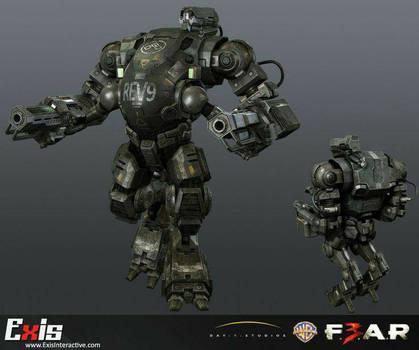 REV 9 Power Armor