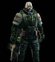 Replica Soldier 3