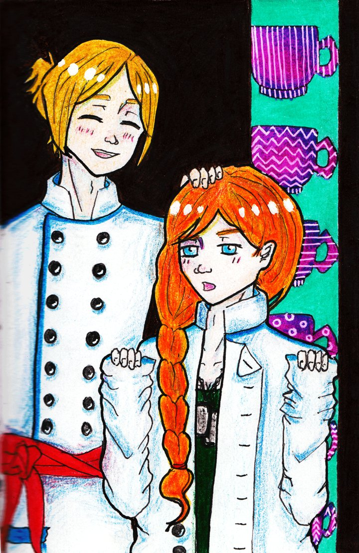 Noah and Emma by Liay-the-Paszuly