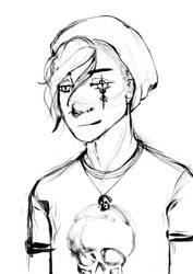Ledo sketch by Liay-the-Paszuly