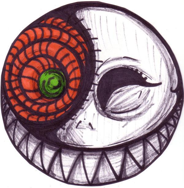 KHCoM: Halloween mask revamp. by Mirumitsu
