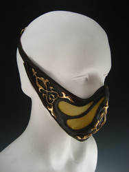 Dust Mask by ilkela