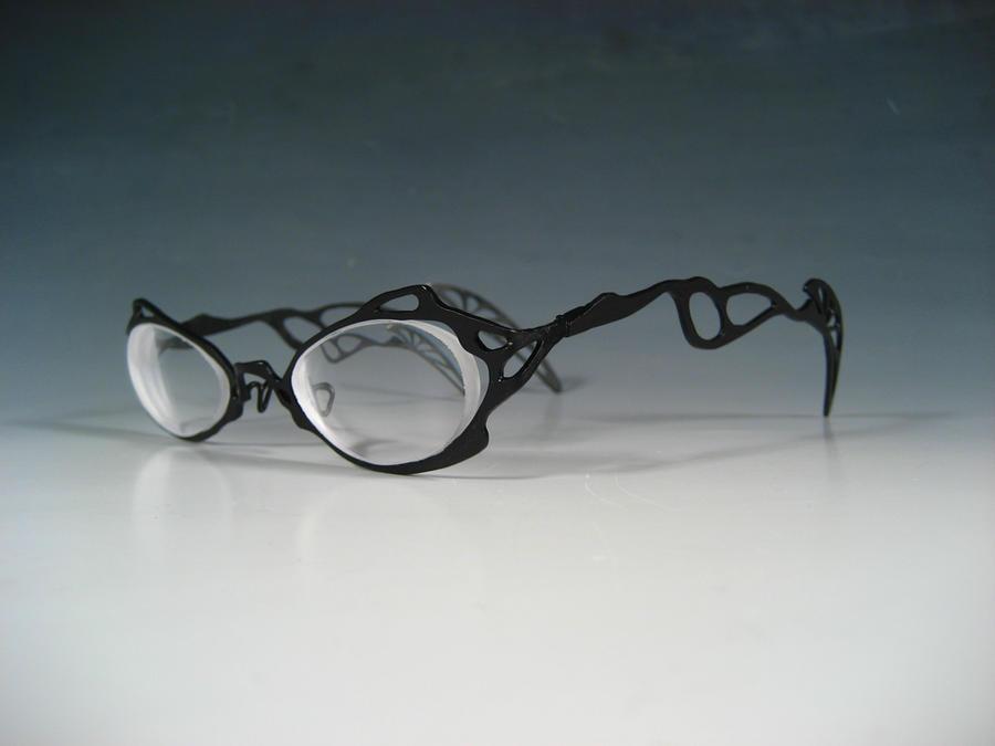 Nouveau Eyeglasses by ilkela