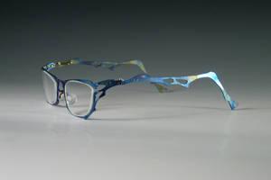 Titanium Nouveau Eyeglasses by ilkela