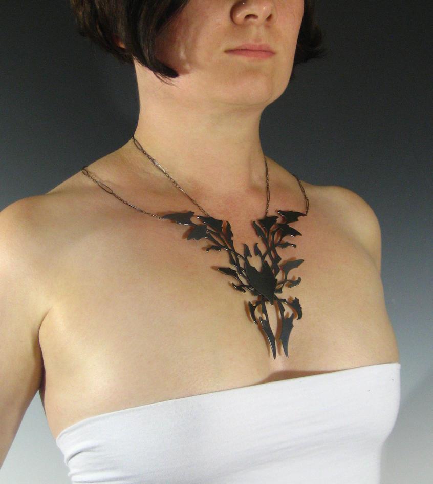 Rusalka Necklace by ilkela