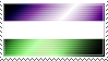 Genderqueer Flag by RicePoison