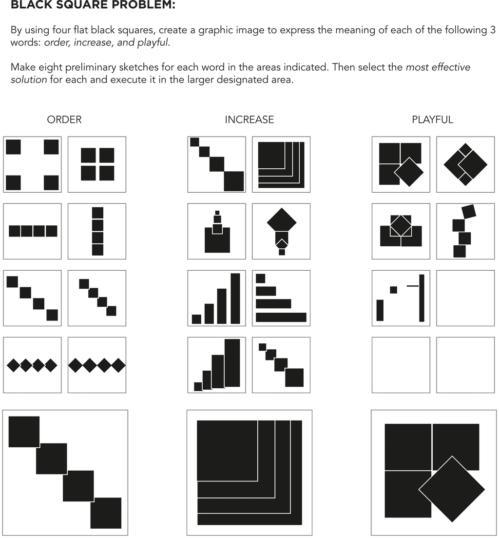 The Black Square Challenge by RicePoison on DeviantArt