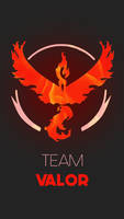 [Device Wallpaper] Team Valor