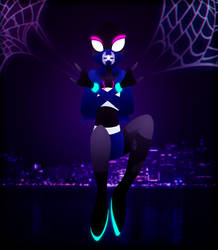 [Spidersona] Into the Retroverse by RicePoison