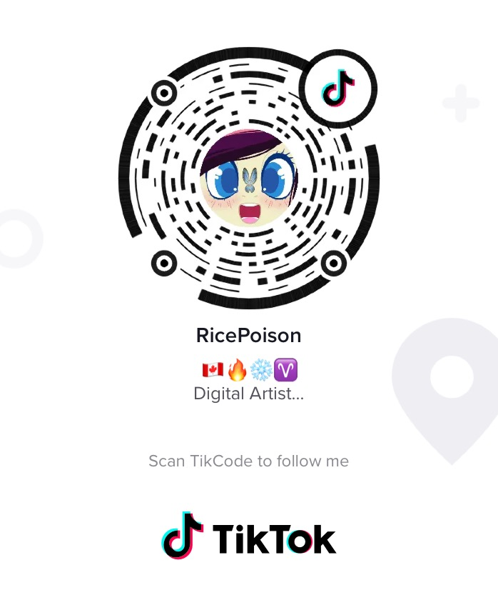 TikTok on the clock cause the party dont stop by RicePoison