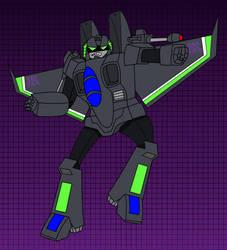 G1-Style Cyberverse Generic Seeker