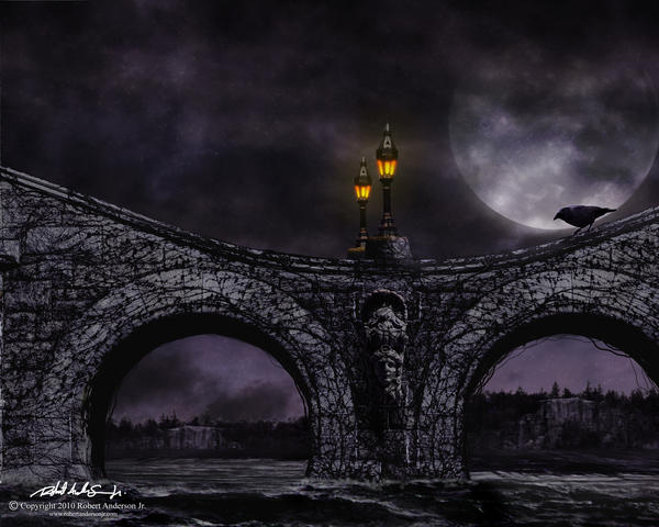 Old Bridge by RobAndersonJr