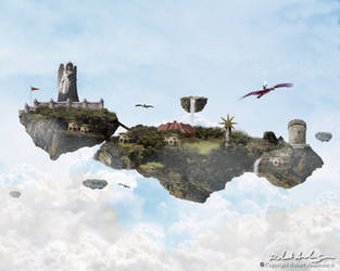 Skyloft by RobAndersonJr