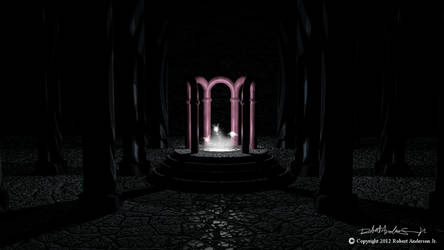 Fairy Fountain by RobAndersonJr