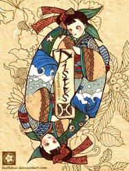 Japanese Pisces