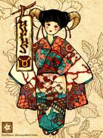 Japanese Taurus by faithfair