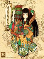 Japanese Aquarius by faithfair